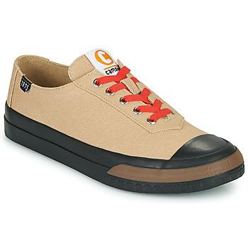 鞋子 男士 球鞋基本款 Camper 看步 CAMALEON 米色