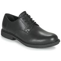 鞋子 男士 德比 Camper 看步 NEUMAN 黑色