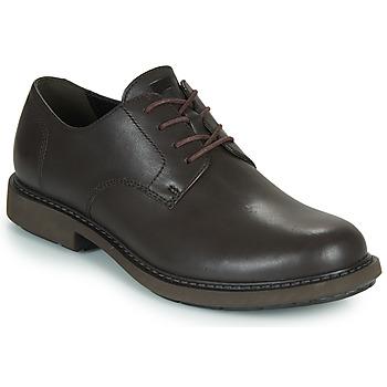 鞋子 男士 德比 Camper 看步 NEUMAN 棕色