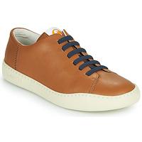 鞋子 男士 球鞋基本款 Camper 看步 PEU TOURING 棕色