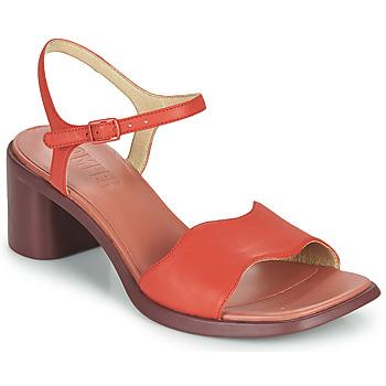 鞋子 女士 凉鞋 Camper 看步 MEDA 红色