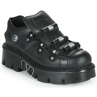 鞋子 德比 New Rock M-233-C3 黑色