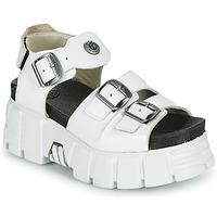 鞋子 女士 凉鞋 New Rock M-BIOS101-C3 白色