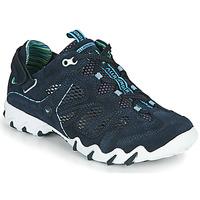 鞋子 女士 球鞋基本款 Allrounder by Mephisto NIWA 蓝色