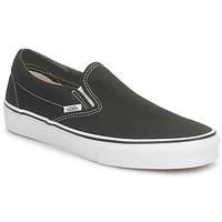 鞋子 平底鞋 Vans 范斯 CLASSIC SLIP-ON 黑色