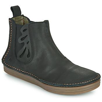 鞋子 女士 短靴 El Naturalista PLEASENT 黑色