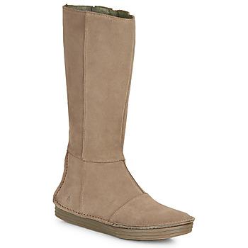 鞋子 女士 都市靴 El Naturalista LUX 棕色