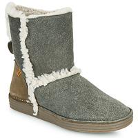 鞋子 女士 短筒靴 El Naturalista LUX 灰色 / 卡其色