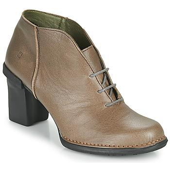 鞋子 女士 都市靴 El Naturalista CAPRETTO 棕色