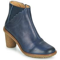 鞋子 女士 短靴 El Naturalista IRIS 蓝色