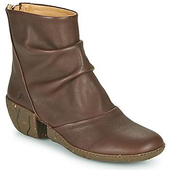 鞋子 女士 短靴 El Naturalista SOFT 棕色
