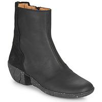 鞋子 女士 都市靴 El Naturalista SOFT 黑色
