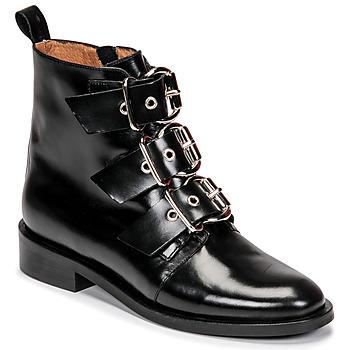 鞋子 女士 短筒靴 Jonak DIRCE BIS 黑色