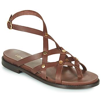 鞋子 女士 凉鞋 Jonak WHITNEY 棕色