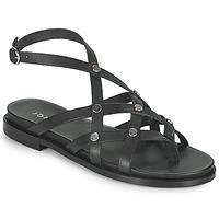 鞋子 女士 凉鞋 Jonak WHITNEY 黑色