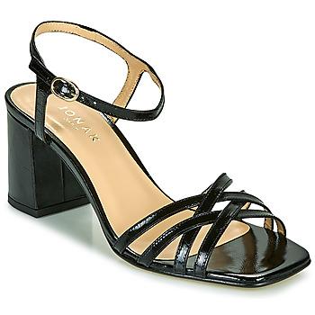 鞋子 女士 凉鞋 Jonak VICTORINE 黑色