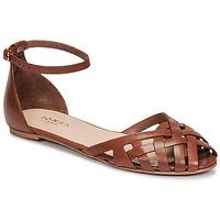 鞋子 女士 凉鞋 Jonak DOO 棕色