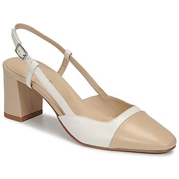鞋子 女士 高跟鞋 Jonak DHAPOP 米色 / 白色