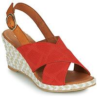 鞋子 女士 凉鞋 Pare Gabia NAMEE 橙色