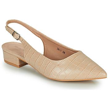 鞋子 女士 高跟鞋 Moony Mood OGORGEOUS 裸色