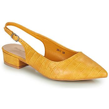 鞋子 女士 高跟鞋 Moony Mood OGORGEOUS 黄色