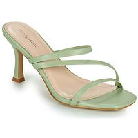 鞋子 女士 休闲凉拖/沙滩鞋 Moony Mood OBIUTI 绿色 / 草绿色