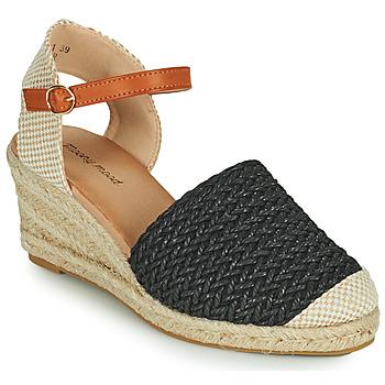 鞋子 女士 凉鞋 Moony Mood OCUTE 黑色