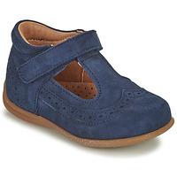 鞋子 女孩 平底鞋 Bisgaard RAE 海蓝色