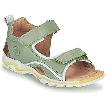 鞋子 儿童 运动凉鞋 Bisgaard ARTHUR 绿色