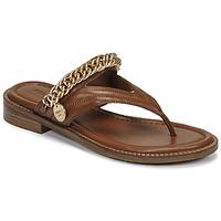 鞋子 女士 凉鞋 Bronx NEW THRILL 棕色 / 金色