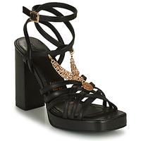 鞋子 女士 凉鞋 Bronx NEW RENEE 黑色
