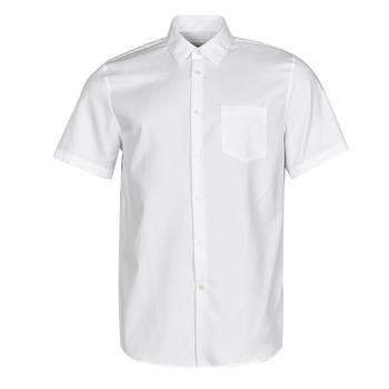 衣服 男士 短袖衬衫 Lacoste FOLLA 白色