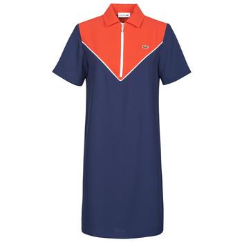 衣服 女士 短裙 Lacoste FRITTI 红色 / 蓝色