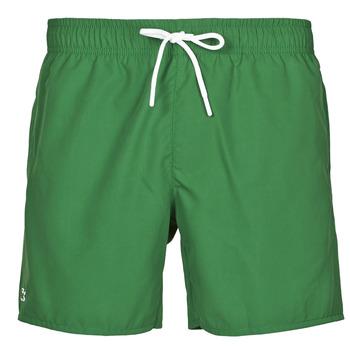 衣服 男士 男士泳裤 Lacoste POTTA 绿色
