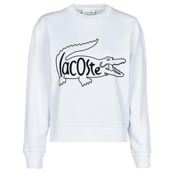 衣服 女士 卫衣 Lacoste SFORZA 白色