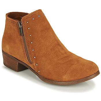 鞋子 女士 短筒靴 Minnetonka BRIE BOOT 棕色