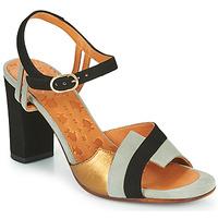 鞋子 女士 凉鞋 Chie Mihara Bega 黑色 / 灰色