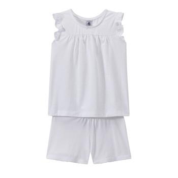 衣服 女孩 睡衣/睡裙 Petit Bateau 小帆船 FRIDGET 多彩