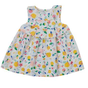 衣服 女孩 短裙 Petit Bateau 小帆船 MELIANA 多彩