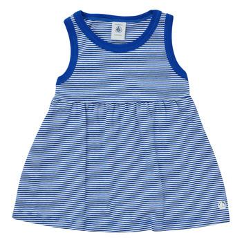 衣服 女孩 短裙 Petit Bateau 小帆船 MEMBO 多彩