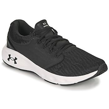 鞋子 男士 跑鞋 Under Armour 安德玛 CHARGED VANTAGE 黑色 / 白色