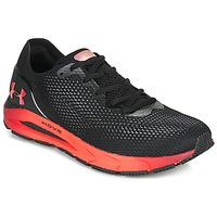 鞋子 男士 跑鞋 Under Armour 安德玛 HOVR SONIC 4 CLR SHFT 黑色 / 红色
