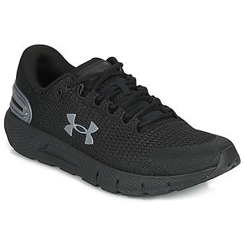 鞋子 男士 跑鞋 Under Armour 安德玛 CHARGED ROGUE 2.5 RFLCT 黑色