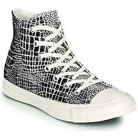 鞋子 女士 高帮鞋 Converse 匡威 CHUCK TAYLOR ALL STAR DIGITAL DAZE HI 黑色 / 米色