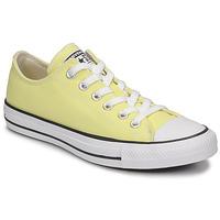 鞋子 女士 球鞋基本款 Converse 匡威 CHUCK TAYLOR ALL STAR SEASONAL COLOR OX 黄色