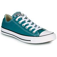 鞋子 女士 球鞋基本款 Converse 匡威 CHUCK TAYLOR ALL STAR SEASONAL COLOR OX 蓝色