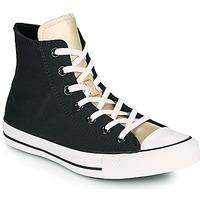 鞋子 女士 高帮鞋 Converse 匡威 CHUCK TAYLOR ALL STAR ANODIZED METALS HI 黑色