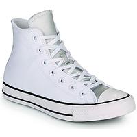 鞋子 女士 高帮鞋 Converse 匡威 CHUCK TAYLOR ALL STAR ANODIZED METALS HI 白色