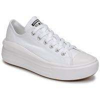 鞋子 女士 球鞋基本款 Converse 匡威 CHUCK TAYLOR ALL STAR MOVE CANVAS COLOR OX 白色