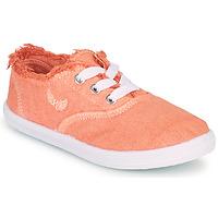 鞋子 女孩 球鞋基本款 Kaporal DESMA 珊瑚色